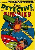 Keen Detective Funnies Vol. 2 (1939) 9