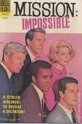 Mission Impossible (1967 Dell) 4