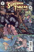 Superman Tarzan Sons of the Jungle (2001) 1