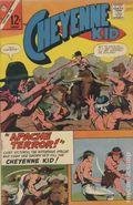 Cheyenne Kid (1958 Charlton) 57