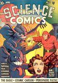 Science Comics (1940 Fox) 3
