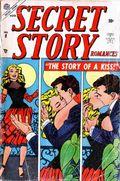 Secret Story Romances (1953) 8