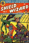 Shield-Wizard Comics (1940) 3