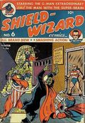 Shield-Wizard Comics (1940) 6