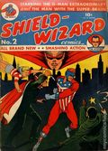 Shield-Wizard Comics (1940) 2
