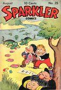 Sparkler Comics (1941 2nd Series) 35