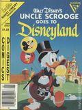 Uncle Scrooge Goes to Disneyland Comics Digest (1985) 1