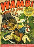 Wambi, Jungle Boy (1942 Fiction House) 1