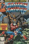 Captain America (1968 1st Series) 248