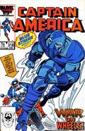 Captain America (1968 1st Series) 318
