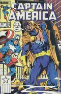Captain America (1968 1st Series) 293