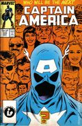 Captain America (1968 1st Series) 333