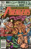 Avengers (1963 1st Series) 216