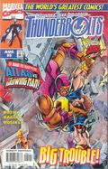 Thunderbolts (1997 Marvel) 5