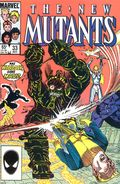 New Mutants (1983 1st Series) 33