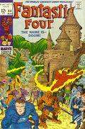 Fantastic Four (1961 1st Series) 84