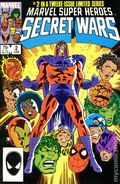 Marvel Super Heroes Secret Wars (1984) 2