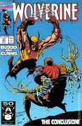 Wolverine (1988 1st Series) 37