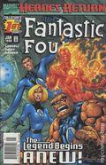 Fantastic Four (1998 3rd Series) 1A