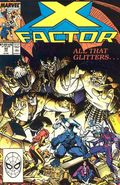 X-Factor (1986 1st Series) 42