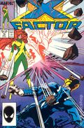 X-Factor (1986 1st Series) 18