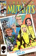 New Mutants (1983 1st Series) 32