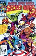 Marvel Super Heroes Secret Wars (1984) 1