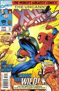 Uncanny X-Men (1963 1st Series) 346