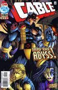 Cable (1993 1st Series) 40