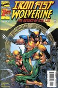 Iron Fist Wolverine (2000) 1