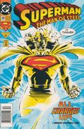 Superman The Man of Steel (1991) 28