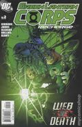 Green Lantern Corps Recharge (2005) 2