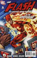 Flash Fastest Man Alive (2006) 5