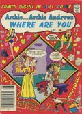 Archie Andrews, Where are You? Digest (1981) 7