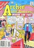 Archie Andrews, Where are You? Digest (1981) 81