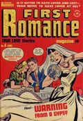 First Romance Magazine (1949) 6