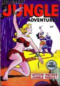 All Great Jungle Adventures (1949 Fox Giant) 0