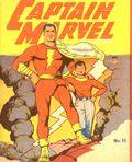 Captain Marvel Adventures (1942 Mighty Midget Miniature) 11A