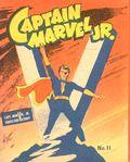 Captain Marvel Jr. Mighty Midget (1942 Miniature) 11A