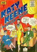 Katy Keene Fashion Book Magazine (1955) 2