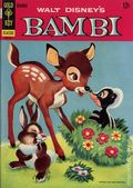 Bambi (1963 Movie Comic Gold Key) 607