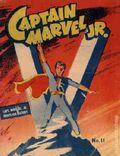 Captain Marvel Jr. Mighty Midget (1942 Miniature) 11B