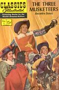 Classics Illustrated 001 The Three Musketeers (1946) 19