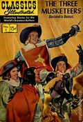 Classics Illustrated 001 The Three Musketeers (1946) 21