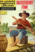Classics Illustrated 019 Huckleberry Finn 18