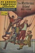 Classics Illustrated 034 Mysterious Island (1947) 13