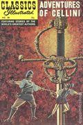 Classics Illustrated 038 Adventures of Cellini (1947) 5