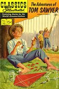 Classics Illustrated 050 Adventures of Tom Sawyer 12