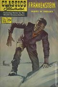 Classics Illustrated 026 Frankenstein 18
