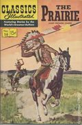 Classics Illustrated 058 The Prairie (1949) 9